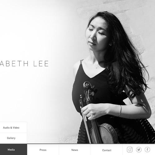 Violin artist