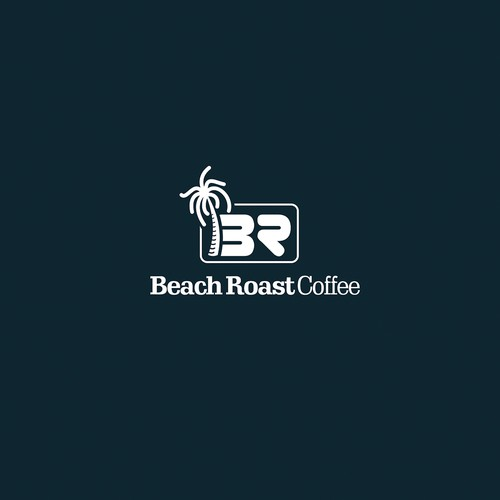 Beach Roast Coffee Logo
