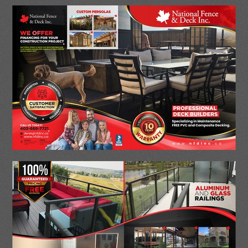 WOW Factor for National Fence & Deck Inc