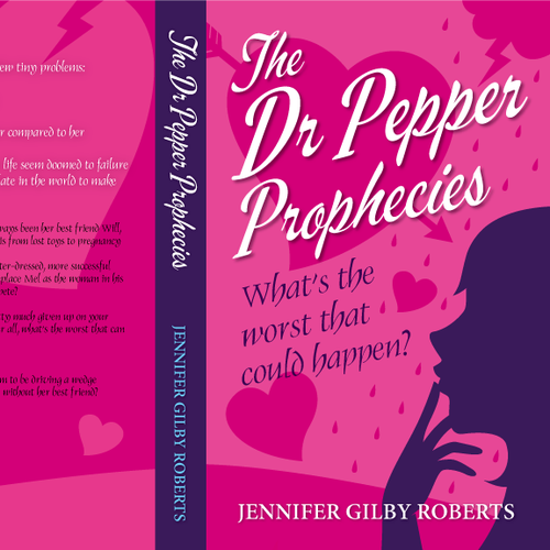 Humorous Book Cover Illustration
