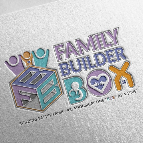 Design a Logo for Family Builder Box