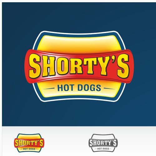 Shorty's Hot Dogs Logo