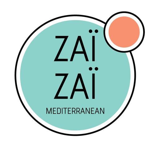 ZAÏ ZAÏ - Restaurant Logo Design