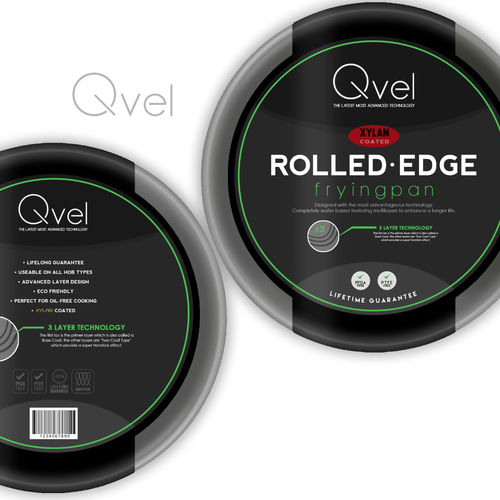 Qvel packaging