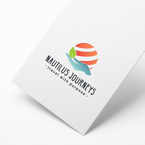Logo for a travel consultant :)