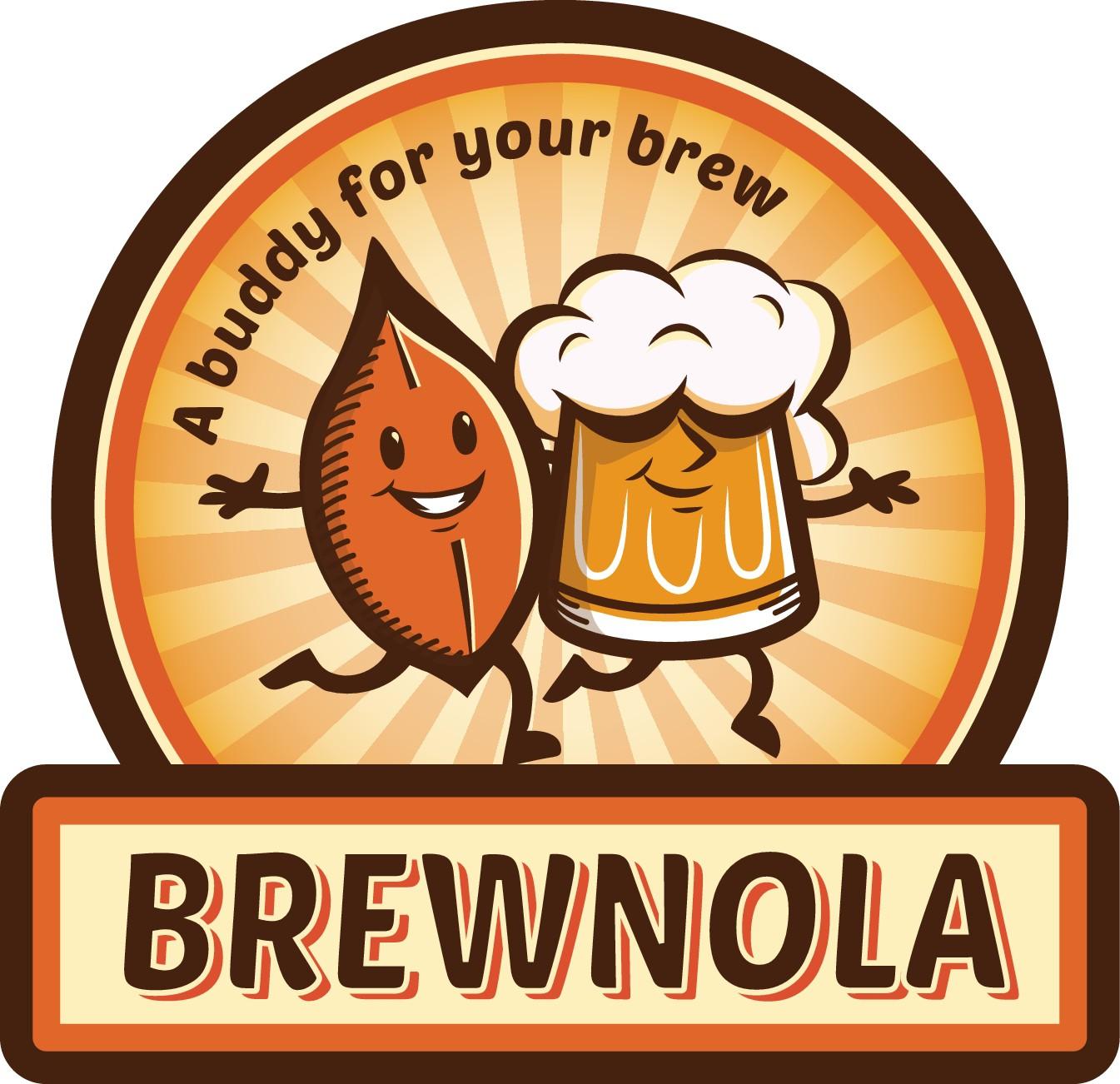 Create a fun, friendly logo to get people snacking on Brewnola!