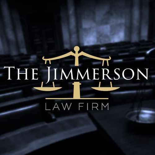Logo Design - The Jimmerson Law Firm