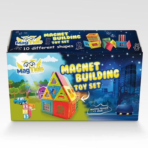 Magnet Building Packaging