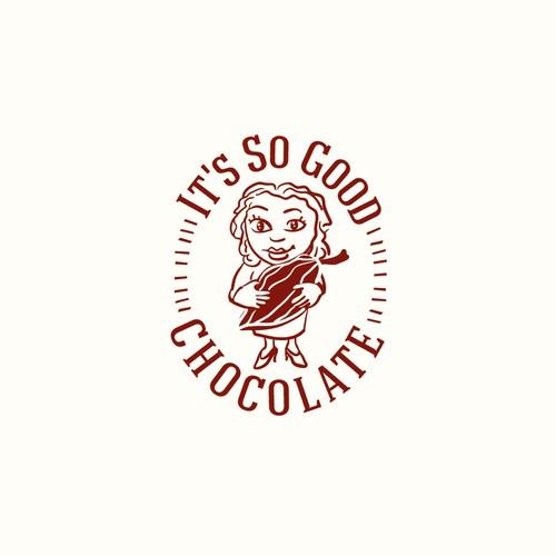 It's so good chocolate