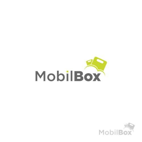 A logo for an Innovative Storage Solution