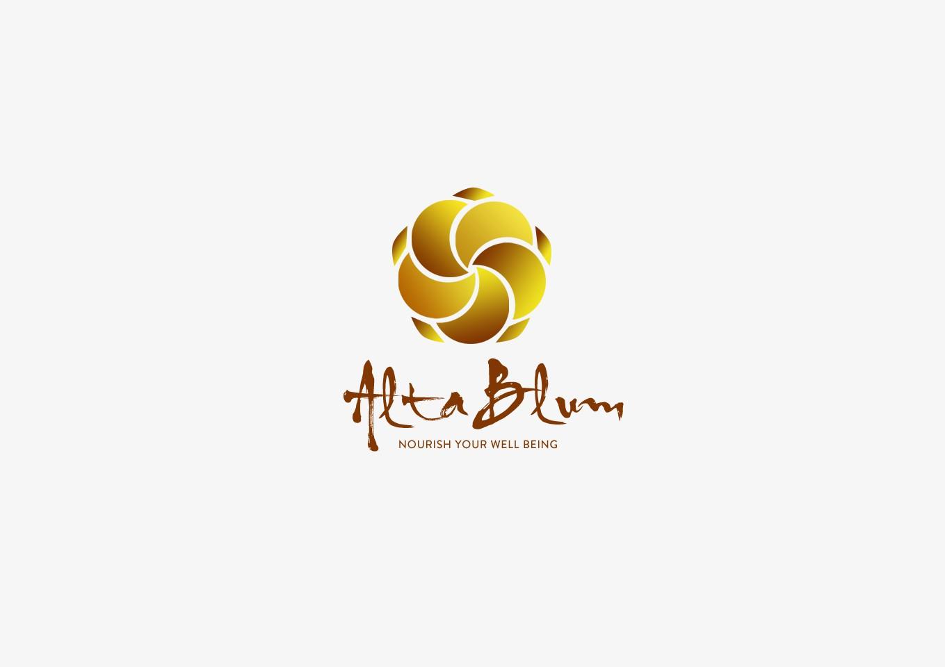 Alta Blum needs a spiritual-zen, and deeply inspiring logo