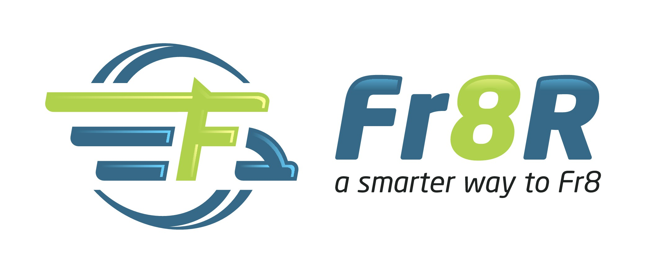 Fr8R Software start-up trucking marketplace looking for logo