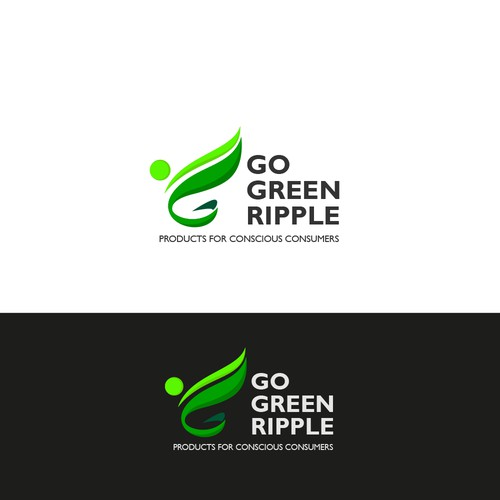 Go Green Ripple