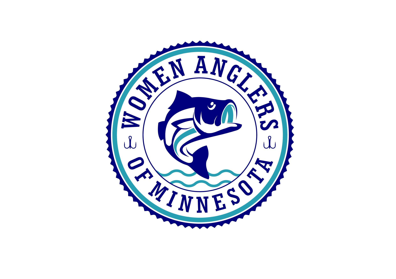 Women's Fishing Club Seeks Clean, Modern, Refreshed Image!