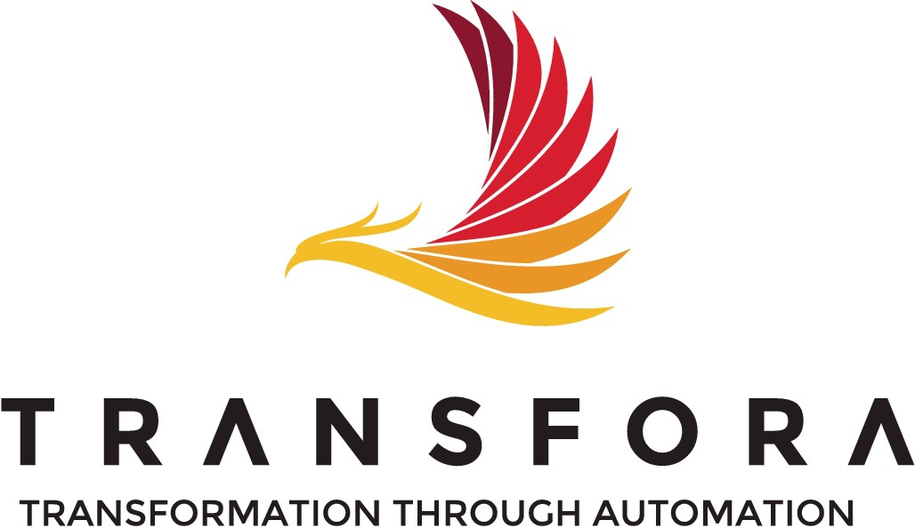 "Design a Logo for Online Process Automation Platform ""TRANSFORA"""