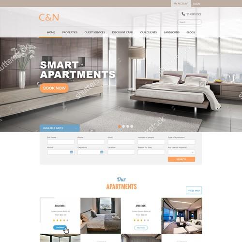 C&N Smart Apartments