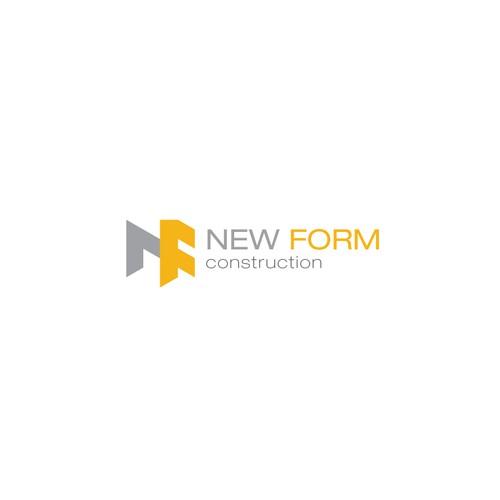 construciton logo form