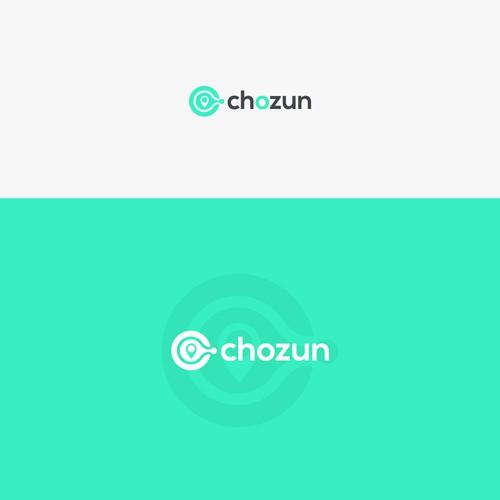 Bold logo concept for chozun