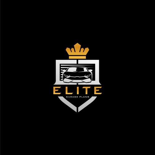 luxury logo emblem