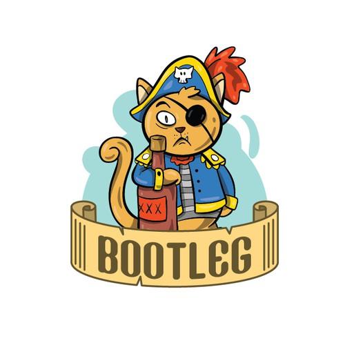 Bootleg logo
