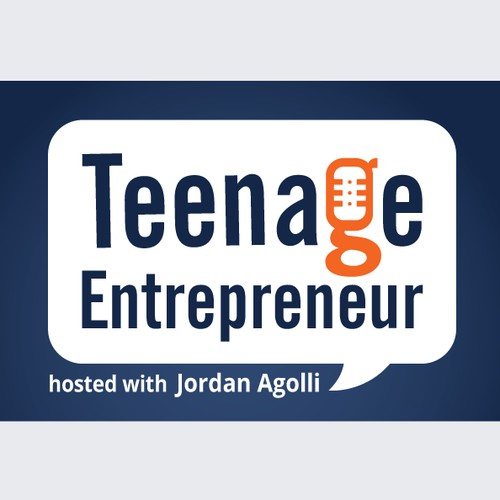 Design a Logo for A Podcast that Will Revolutionize Entrepreneurialism