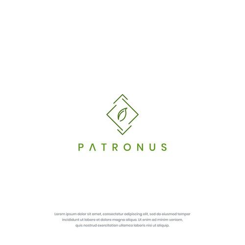 Patronus Logo Design