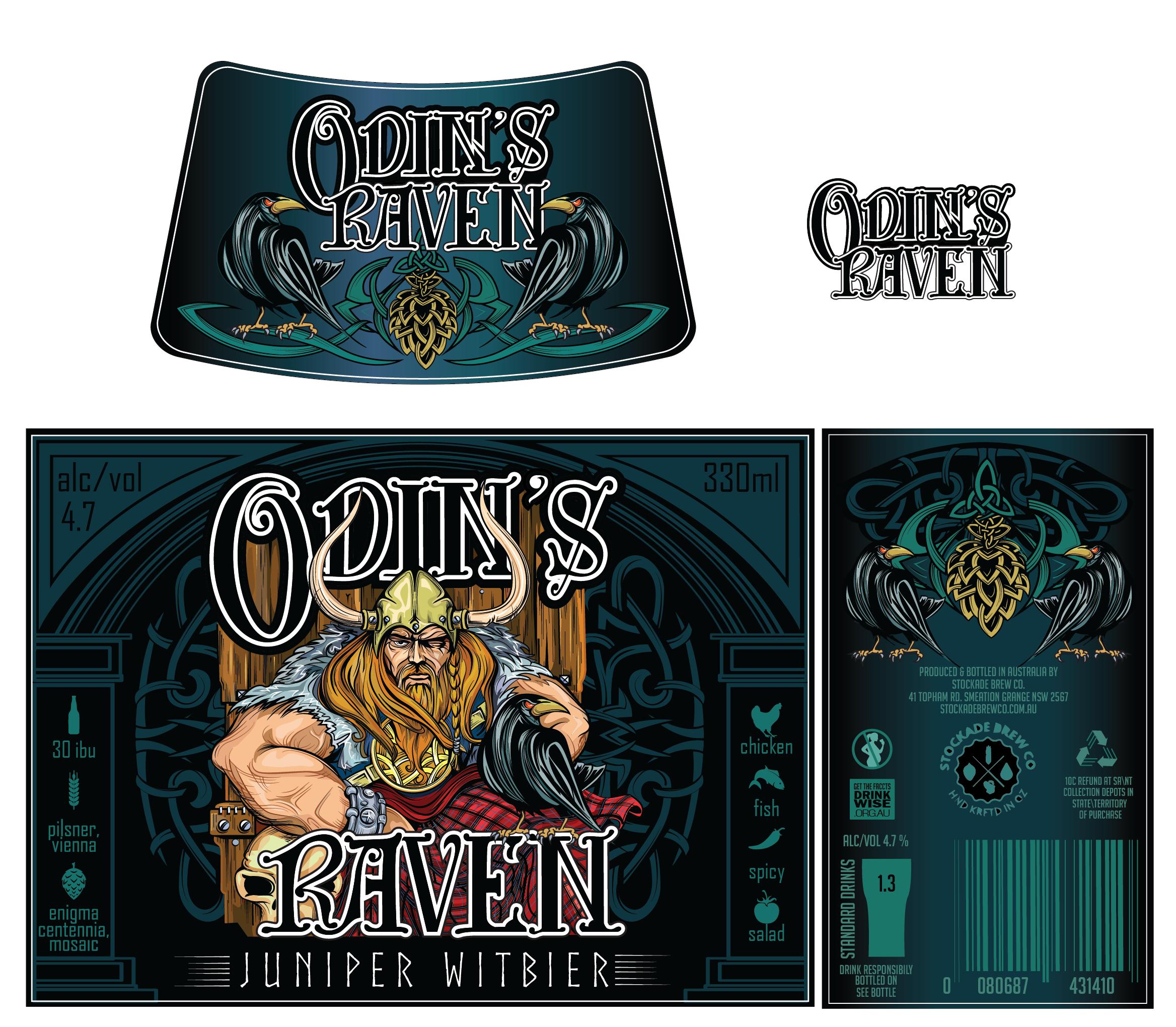 Design A Viking Beer Label