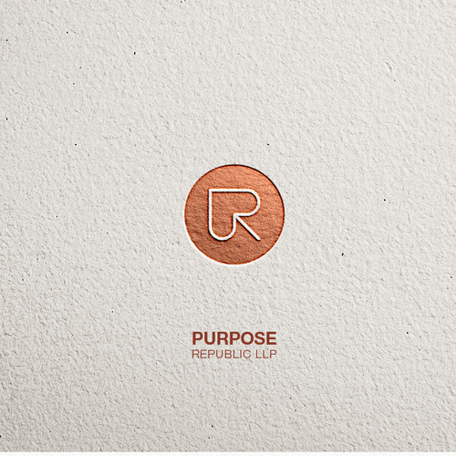 Logo proposal for Purpose Republic LLP