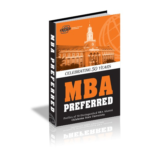 MBA PREFERRED--Need great book cover.
