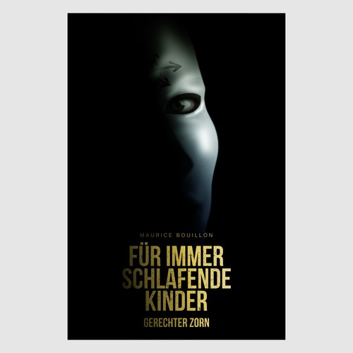 Masked Killer Book Cover