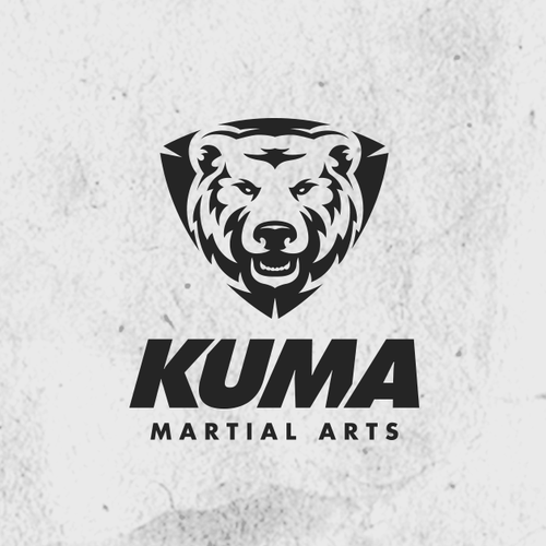 Logo for KUMA Martial Arts