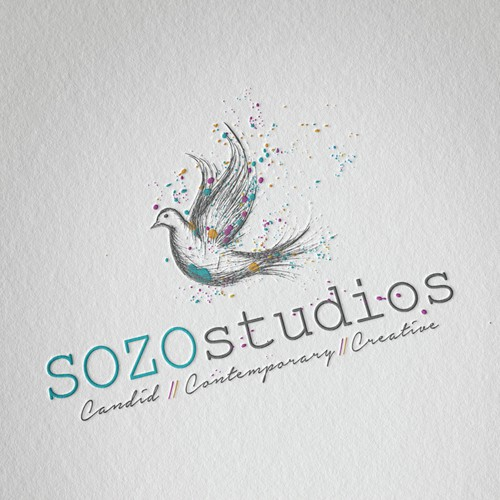 Logo for Sozo Studios photography studio