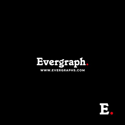Logo for Evergraph sculpture studio