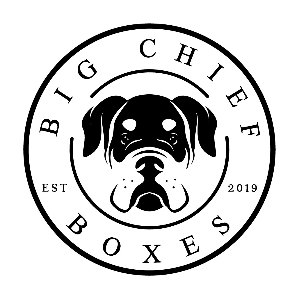 Big Chief Logo - Don't box yourself in!