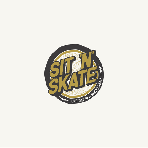 Sit 'N' Skate Logo Design