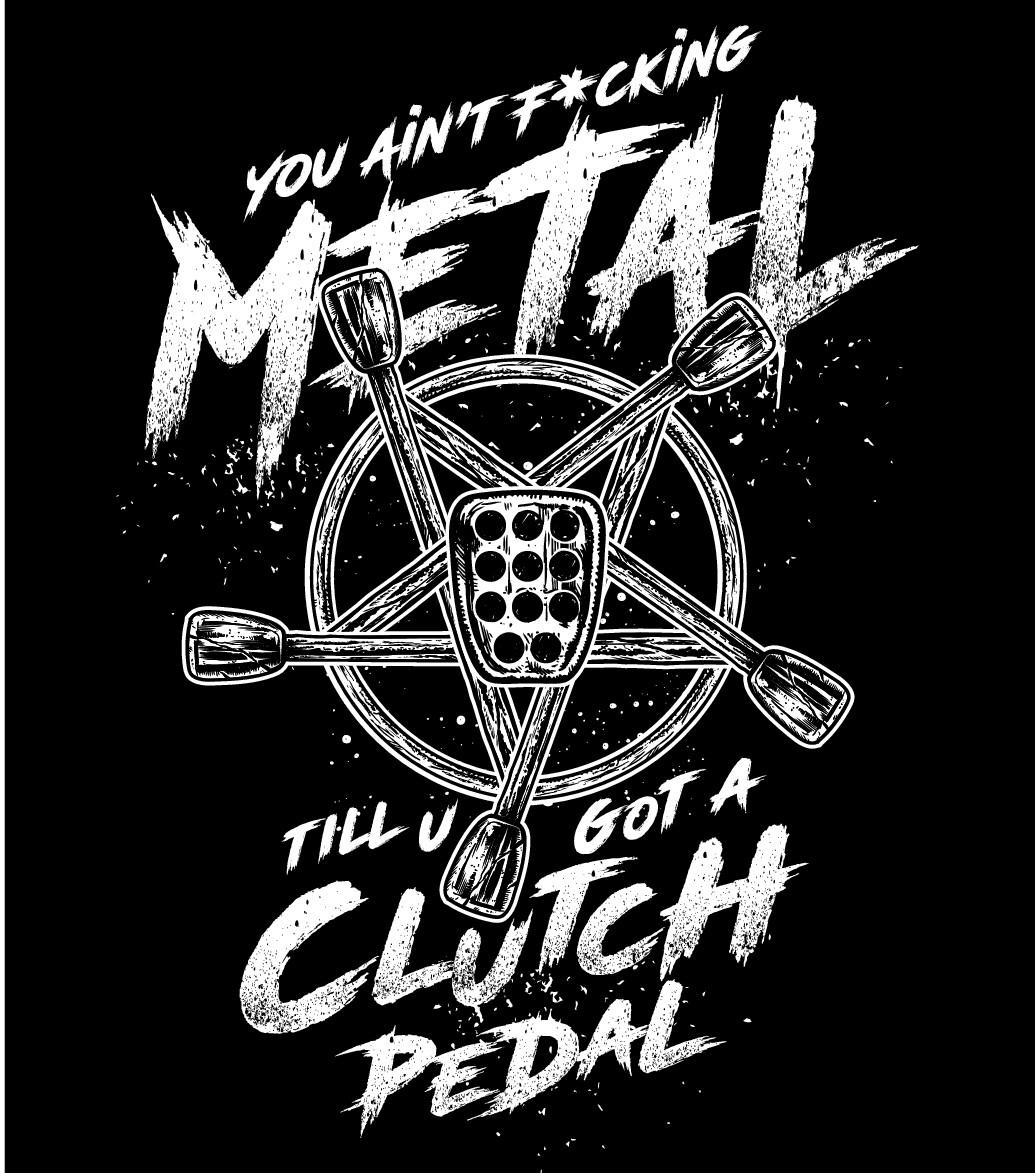 Metalhead/Car Enthusiast Viral Video Creators Need T-Shirt Designs Based on Viral Video