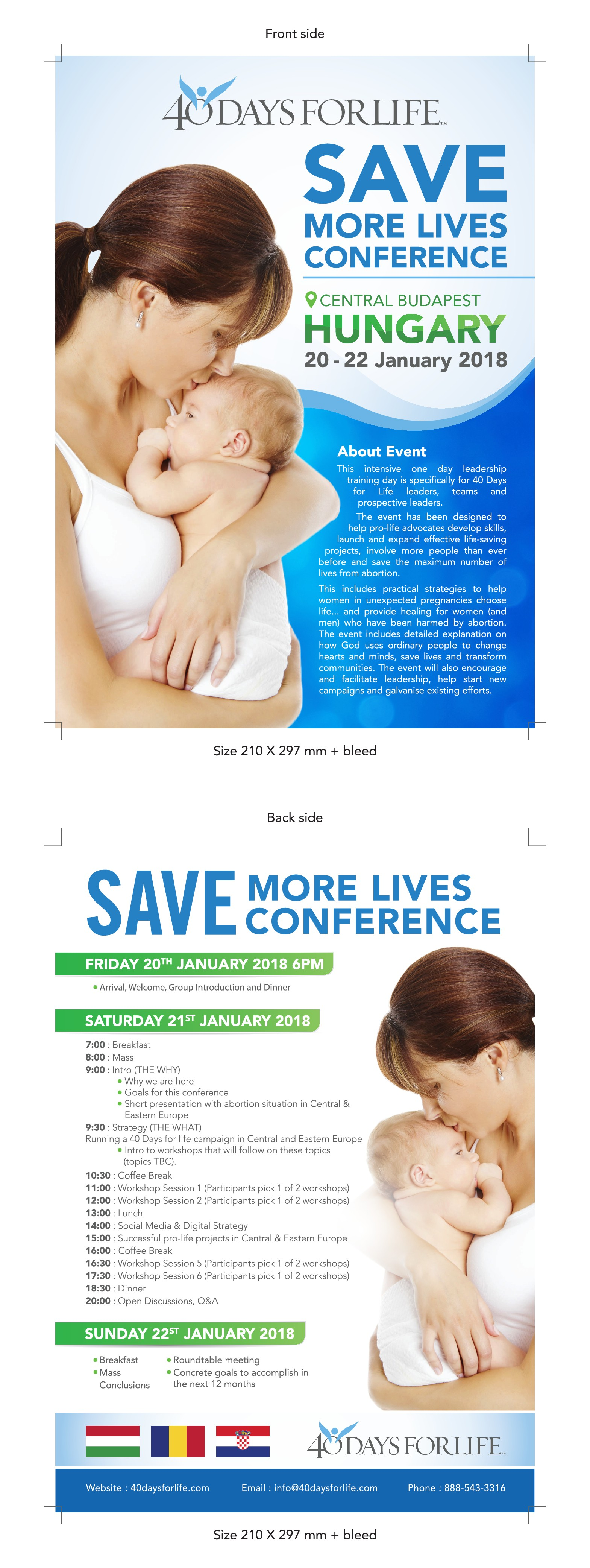 Pro Life Conference Competition