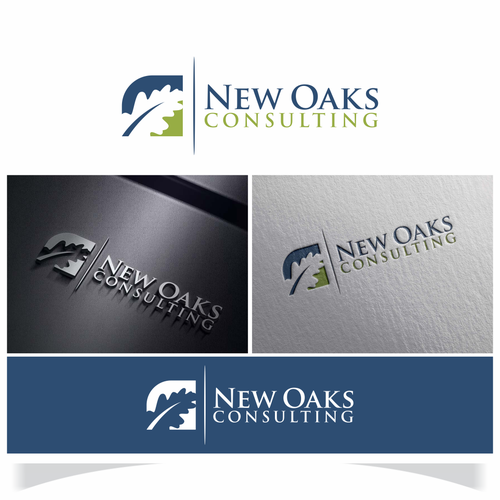new dessigns for New Oak Consulting