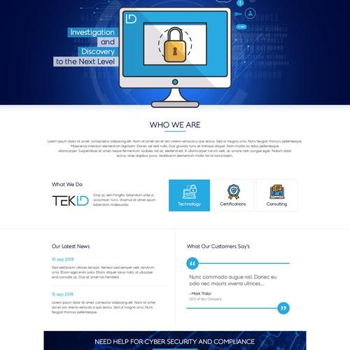Responsive theme based wordpress website design