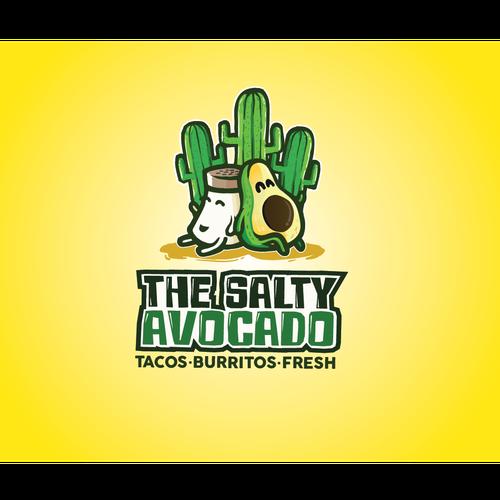 the salty avocado