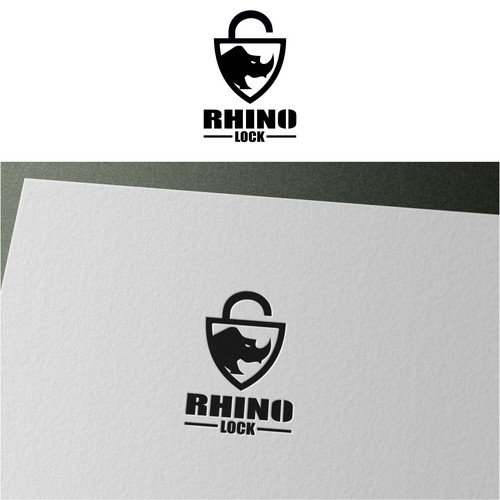 Design a strong logo for my security brand!