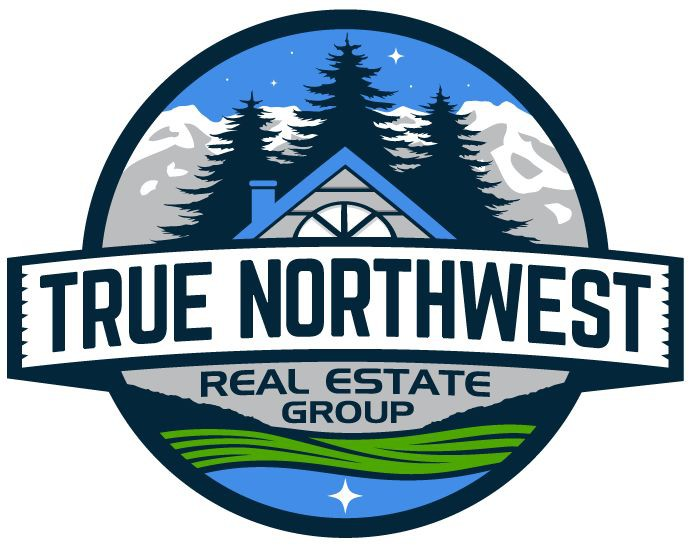 Create a capturing design with a northwest flare for True Northwest Group.