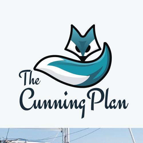 Logo for a Luxury Catamaran