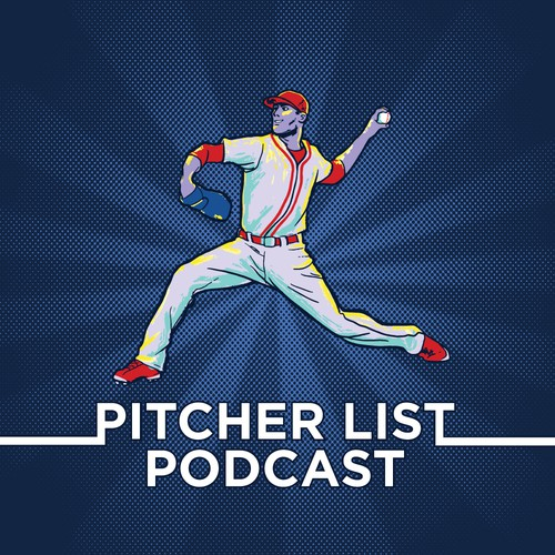 Pitcher List Podcast Graphic