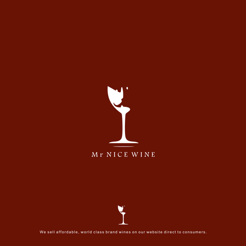 Mr NICE WINE, with old man and wine