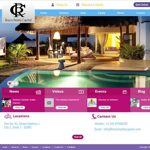 Realty Industry Website