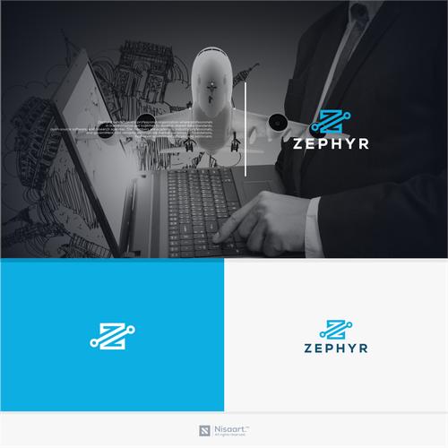 Design a logo for the Zephyr Foundation for Transportation