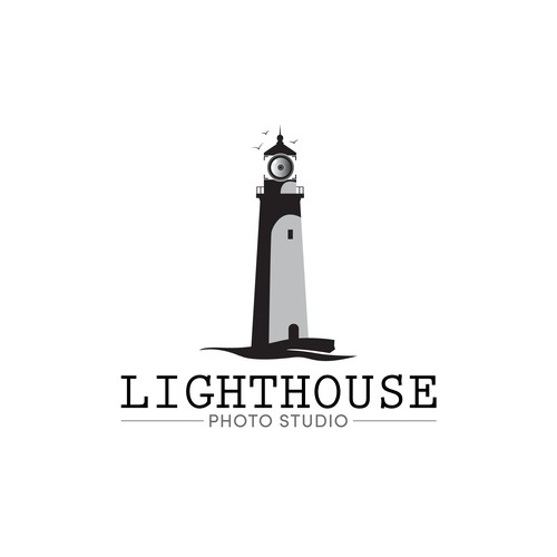 Design logo for Lighthouse Photo Studio