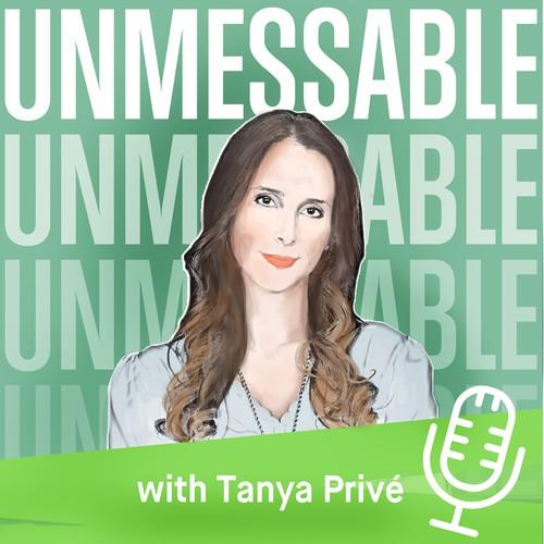 A Podcast Cover Design