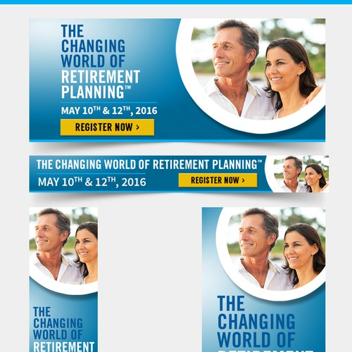 Banner Ad Promoting a Consumer Financial Education Class